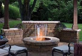 stunning patio water feature ideas