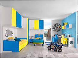 Cameretta per bambini uso misto / gialla - SPORT - MOTORI 1 - Faer ...