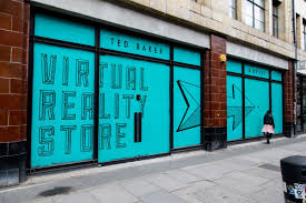 Window Wrap Design Storefront Hoarding Signage Design Window Design