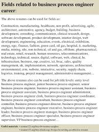 ... 16. Fields related to business process ...