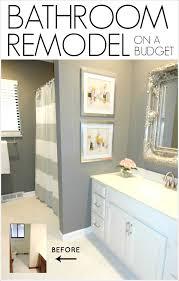 Diy Bathroom Renovation In Marvelous Remodel Steps Remarkable