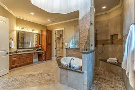 ... Marvellous Design 19 Master Bathroom Floor Plans With Walk In Shower  Bath Plan Through ...