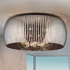 modern glass lighting. Modern Glass Ceiling Light With Murano Style Crystal Drops Lighting S