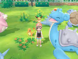 Pokemon Lets Go Pikachu PC Free Download - NexusGames