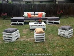 Recycled Wood Outdoor Furniture Ideas 17 Awesome Reclaimed Wood Outdoor Furniture Recycled