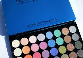 HaySparkle Makeup Revolution Mermaids Forever Eyeshadow Palette.
