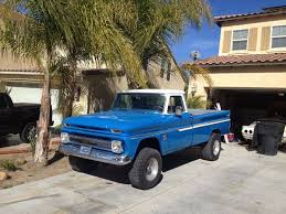 All Chevy chevy c10 4×4 : 1964 CHEVY C10 WITH A 3/4 TON 4X4 SUSPENSION for sale