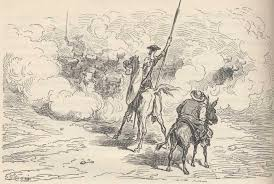 don quixote by miguel de cervantes chapter lviii which tells how adventures came crowding on don quixote in such numbers that they gave one another no breathing time