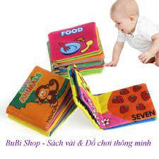 BuBi Shop - Sách vải & Đồ chơi thông minh cho bé - Home