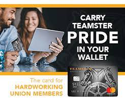 Expert legal advice and representation, in person or by phone. Teamster Privilege Credit Card Teamsters Local 848