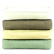 bench cushions indoor. Bench Cushions Indoor Outdoor Textured Neutral Inch Cushion With Fabric .