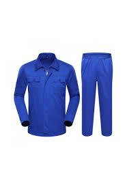 Pant Shirt 65 35 Cotton 170 Gsm Navy Blue