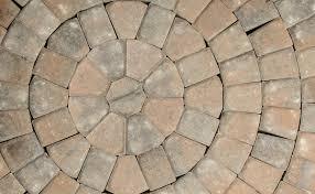 Circular Paving Patterns Best Decoration