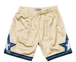 Nba Swingman Shorts Size Chart Amazon Com Mitchell Ness Orlando Magic Nba Swingman