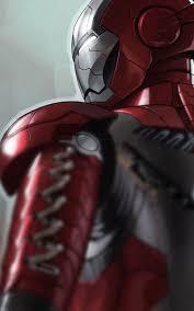 Android Iron Man Wallpaper - IMobile