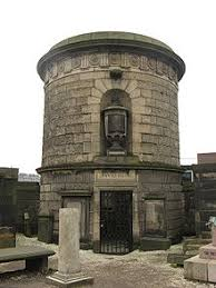 david hume  david hume s mausoleum by robert adam
