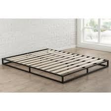Zinus Joseph Modern Studio 6 Inch Platforma Low Profile Bed Frame ...
