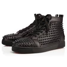 shoes louis spikes louboutin