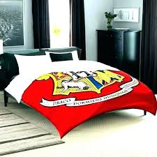 harry potter duvet cover twin bed sets bedding set single house