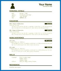 Resume Education Format Resume Examples Education Format For Resume