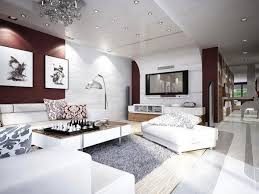 Amazing Modern Living in a Wonderful Apartment with Luxurious ...