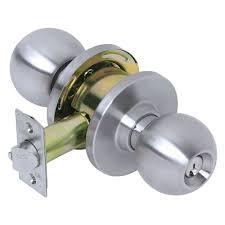 Door Knobs defiant door knobs : Defiant Gallo Stainless Steel Privacy Door Knob   The Vooex Canada