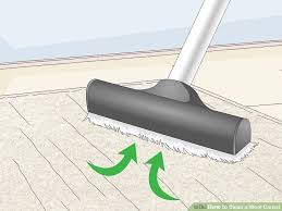 image titled clean a wool carpet step 4
