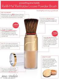 introducing the refill me brush