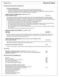 attorney resume sample note patent attorney resume law