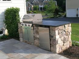 breathtaking simple outdoor kitchen ideas magnificent the intended pertaining to the amazing simple outdoor kitchen with