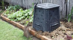 Setting Up A Compost Bin For Your Organic Garden  The Flaming Vegan