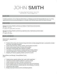 Resume Template For Student – Lespa
