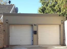 2 Meranti single garage doors plus motors Durbanville Gumtree
