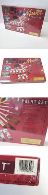 oil paint 28112 bob ross master paint set oil it now only