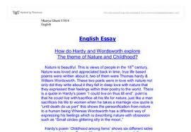 compare essays plagiarism examples