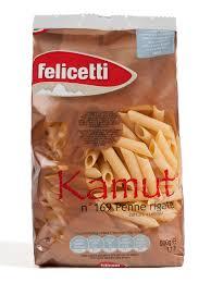 BIO Kamut Penne Rigate aus Italien, 500g - Felicetti