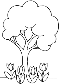 Small Picture 15 best trees coloring pages images on Pinterest Coloring