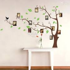 wall ideas hand painted stylized tree mural in childrens room throughout sizing 1001 x 1001