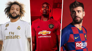Alibaba.com offers 846 atletico madrid products. New 2019 20 Football Kits Real Madrid Manchester United Barcelona All The Top Clubs Shirts Jerseys Revealed Goal Com