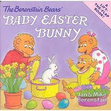 when new berenstain books e out this is what the baby continues to look like she started out fine of course