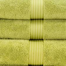 Christy Supreme Hygro Green Tea Bath Towel