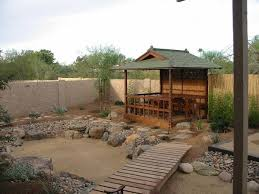 Small Picture Japanese Tea Garden in the Desert Asian Landscape Phoenix