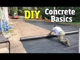 concrete basics for beginners from top