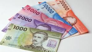 Resultado de imagen para peso chileno