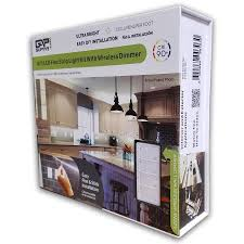 under cabinet lighting plug in. Gap Supply 197-in/Plug-in Under Cabinet LED Tape Light Lighting Plug In