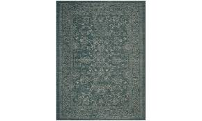 safavieh indoor outdoor cy8680 area rug 8x11 turquoise cy8680 37221