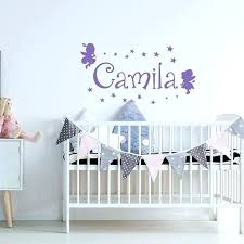 name wall decor elephant wall stickers for nursery custom