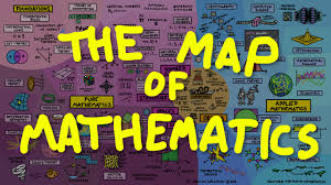 Map Test Chart 2017 The Map Of Mathematics