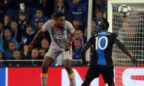 Mbaye Diagne Galatasaray'a karşı yok