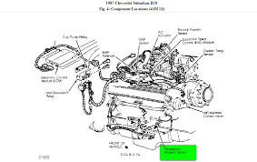 chevy suburban knock sensor v injection wiring diagram